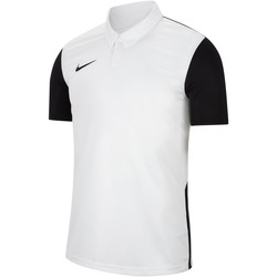 Vêtements Homme Polos manches courtes Nike Trophy IV Jersey Weiss
