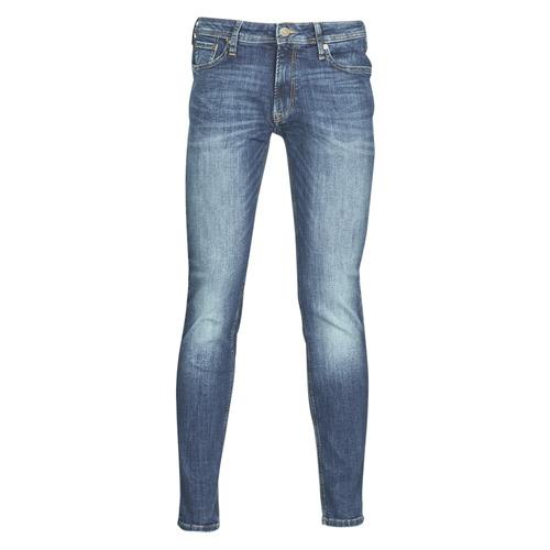 Vêtements Homme Jeans slim Jack & Jones JJILIAM Bleu medium