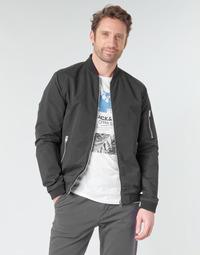 Vêtements Homme Blousons Jack & Jones JJERUSH Noir