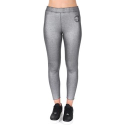 Vêtements Femme Leggings Converse 10018781-A01 ARGENT