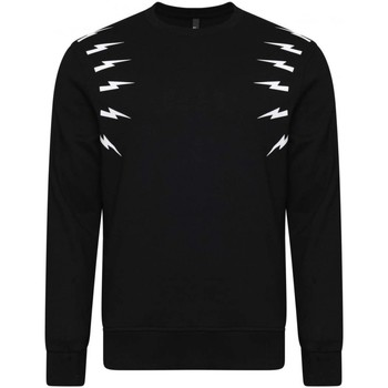Vêtements Homme Sweats Neil Barrett PBJS333A Noir