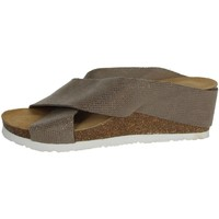 Chaussures Femme Mules Riposella C81 Marron Taupe