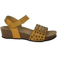 Chaussures Femme Sandales et Nu-pieds Riposella C149 Moutarde