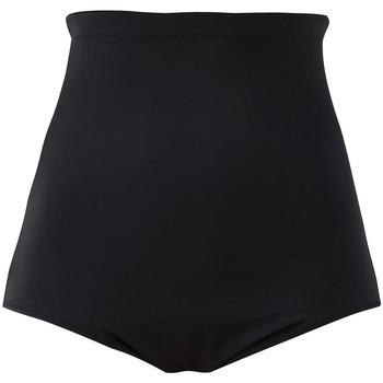 Vêtements Femme Maillots de bain séparables Elomi Culotte gaine grande taille pour le bain Essentials Noir Noir