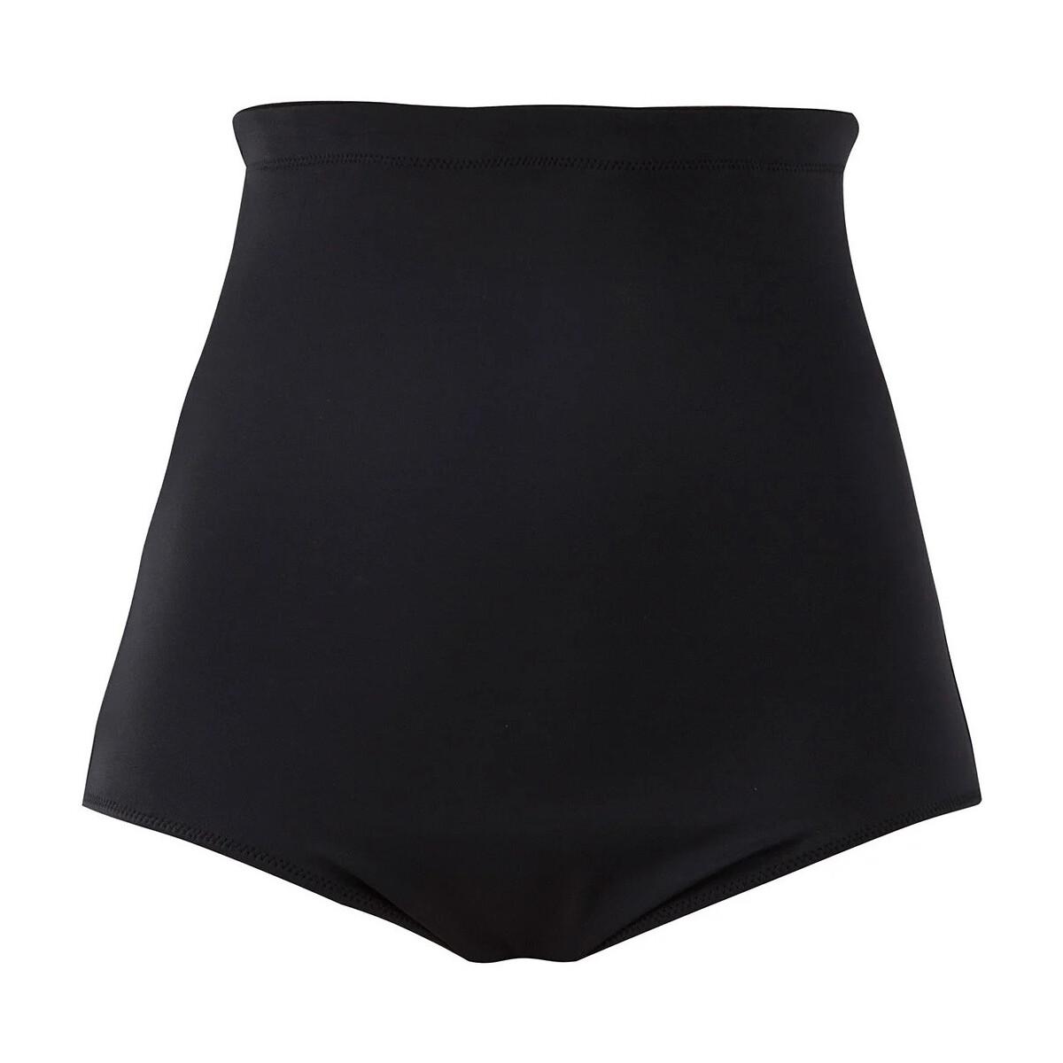 elomi culotte gaine grande taille pour le bain isis noir noir v tements maillots de bain. Black Bedroom Furniture Sets. Home Design Ideas