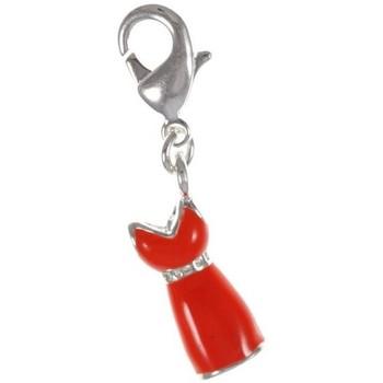 Montres & Bijoux Femme Pendentifs Sc Crystal DCH0505-E4 Rouge