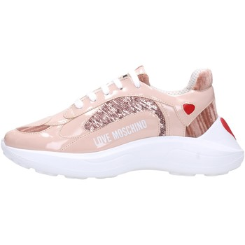 Chaussures Femme Baskets basses Love Moschino JA15296G18 Multicolore