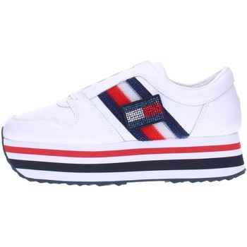 Chaussures Femme Baskets basses Tommy Hilfiger FW0FW04595 Multicolore