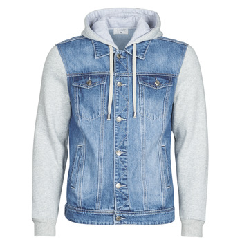 Vêtements Homme Vestes en jean Yurban LAURYNE Bleu medium