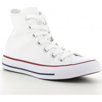 Chaussures Femme Baskets montantes Converse ALL STAR HI M7650C blanc