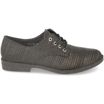 Chaussures Femme Derbies Buonarotti 1AS-0166 Negro