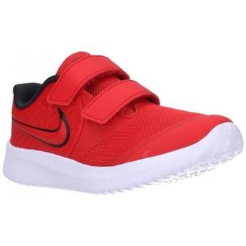 Chaussures Garçon Baskets basses Nike AT1803 (600) Niño Rojo rouge