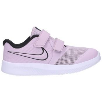 Chaussures Enfant Baskets basses Nike AT1803 (501) Niño Morado violet