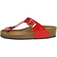 Chaussures Femme Tongs Riposella C60 Rouge