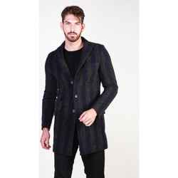 Vêtements Homme Manteaux Made In Italia - amerigo Bleu