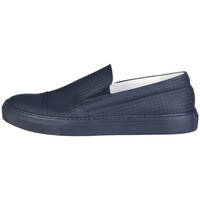 Chaussures Homme Slip ons Made In Italia - lamberto Bleu