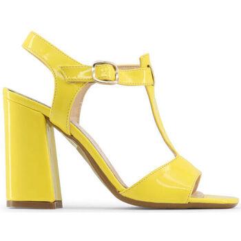 Chaussures Femme Sandales et Nu-pieds Made In Italia - arianna Jaune