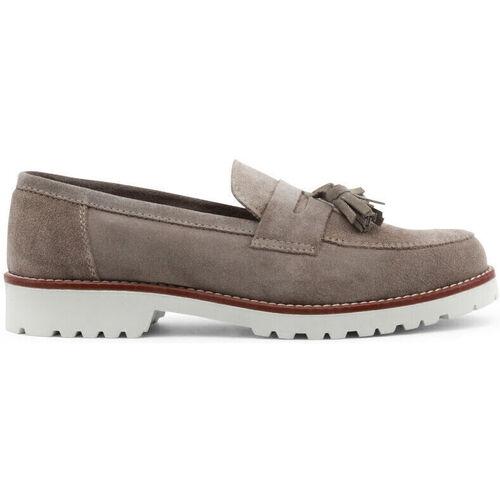 Chaussures Femme Mocassins Made In Italia - brividi Marron