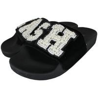 Chaussures Femme Claquettes Thewhitebrand Cash black Noir