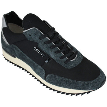Chaussures Baskets basses Cruyff ripple runner black Noir