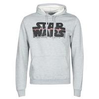 Vêtements Homme Sweats Casual Attitude Star Wars Bar Code Gris