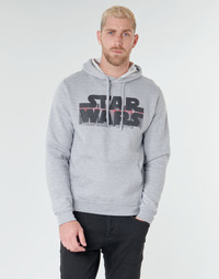Vêtements Homme Sweats Yurban Star Wars Bar Code Gris