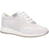 Chaussures Femme Multisport Geox D94AQA 022BC D TABELYA Blanco