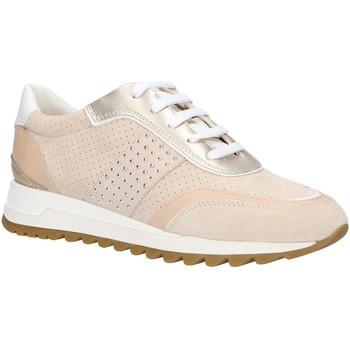 Chaussures Femme Multisport Geox D94AQA 022BC D TABELYA Beige