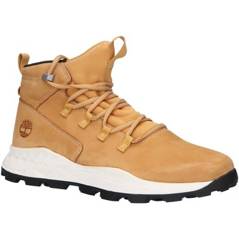 Chaussures Homme Boots Timberland A26E9 BROOKLYN Beige