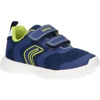 Chaussures Garçon Multisport Geox B922BA 01454 B WAVINESS Azul