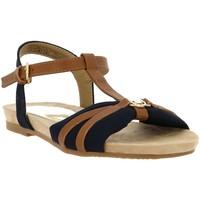 Chaussures Femme Sandales et Nu-pieds Tom Tailor RANIA Bleu