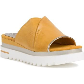 Chaussures Femme Mules Marco Tozzi 27212 jaune