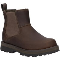 Chaussures Enfant Boots Timberland A28PN COURMA Gris