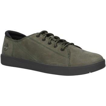 Chaussures Homme Derbies & Richelieu Timberland A27U6 BROOKLYN Verde