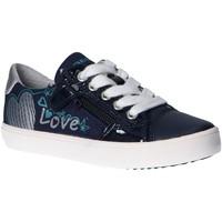Chaussures Fille Multisport Geox J024NB 01002 J GISLI Azul