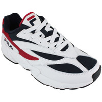 Chaussures Baskets basses Fila v94m low white/navy/red Blanc