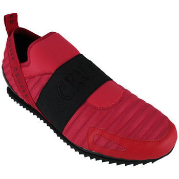 Chaussures Baskets basses Cruyff elastico bright red Rouge