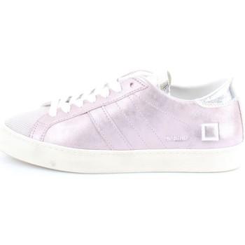Chaussures Femme Baskets basses Date W321-HL-ST-PK Rosa