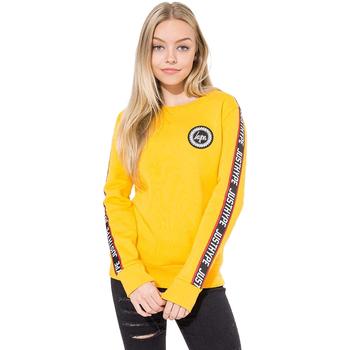 Vêtements Enfant Sweats Hype  Jaune