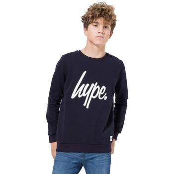 Vêtements Enfant Sweats Hype  Bleu marine