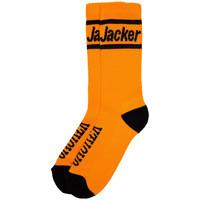 Accessoires textile Homme Chaussettes Jacker After logo socks Orange
