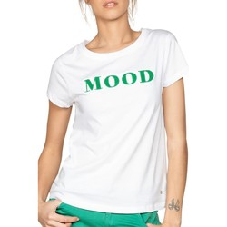 Vêtements Femme T-shirts manches courtes Deeluxe T-Shirt MOOD Green