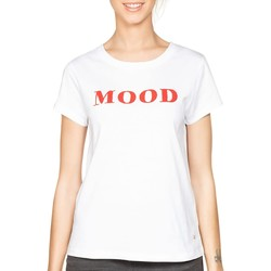 Vêtements Femme T-shirts manches courtes Deeluxe T-Shirt MOOD Red