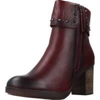 Chaussures Femme Bottines Carmela 66987C Rouge