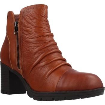 Chaussures Femme Bottines Carmela 66869C Marron