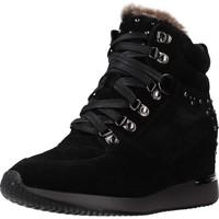 Chaussures Femme Baskets montantes Carmela 66878C Noir
