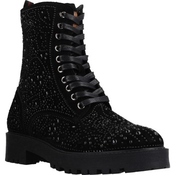 Chaussures Femme Bottines Carmela 66990C Noir
