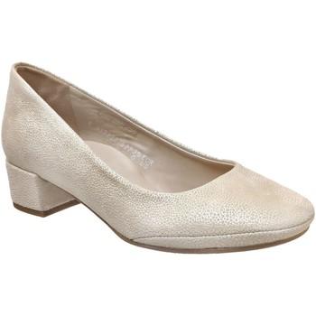 Chaussures Femme Escarpins Mephisto Brity Ecru cuir