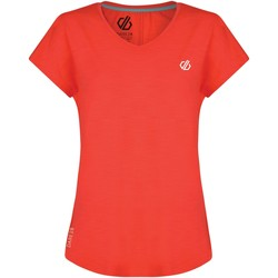 Vêtements Femme T-shirts manches courtes Dare 2b T-shirt Femme VIGILANT Orange