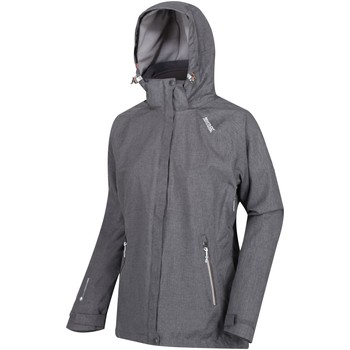 Vêtements Femme Manteaux Regatta Veste technique 3 en 1 LOUISIANA Gris